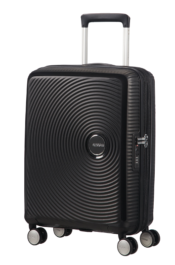 VALISE CABINE SOUNDBOX NOIR AMERICAN TOURISTER