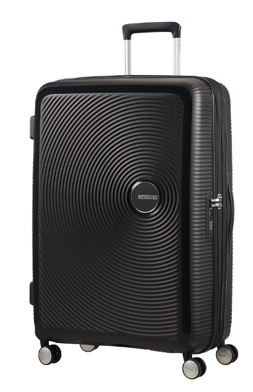 VALISE GRANDE SOUNDBOX NOIR AMERICAN TOURISTER