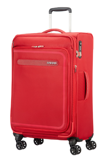 VALISE MOYENNE AIRBEAT ROUGE AMERICAN TOURISTER