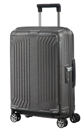 VALISE CABINE LITE-BOX GRIS SAMSONITE