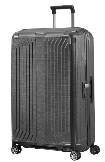 VALISE GRANDE LITE-BOX GRIS SAMSONITE