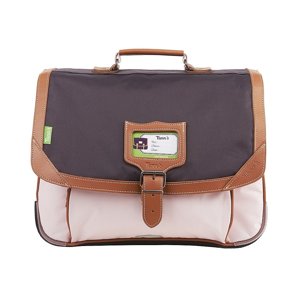 CARTABLE ICONIC 38CM ENCRE PASTEL TANN'S