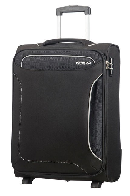 VALISE CABINE HOLIDAY HEAT NOIR AMERICAN TOURISTER