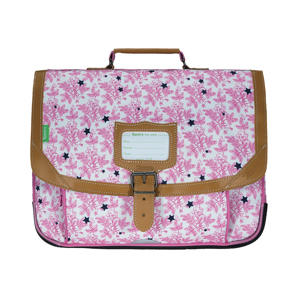 CARTABLE CAMELIA ROSE 38CM TANN'S