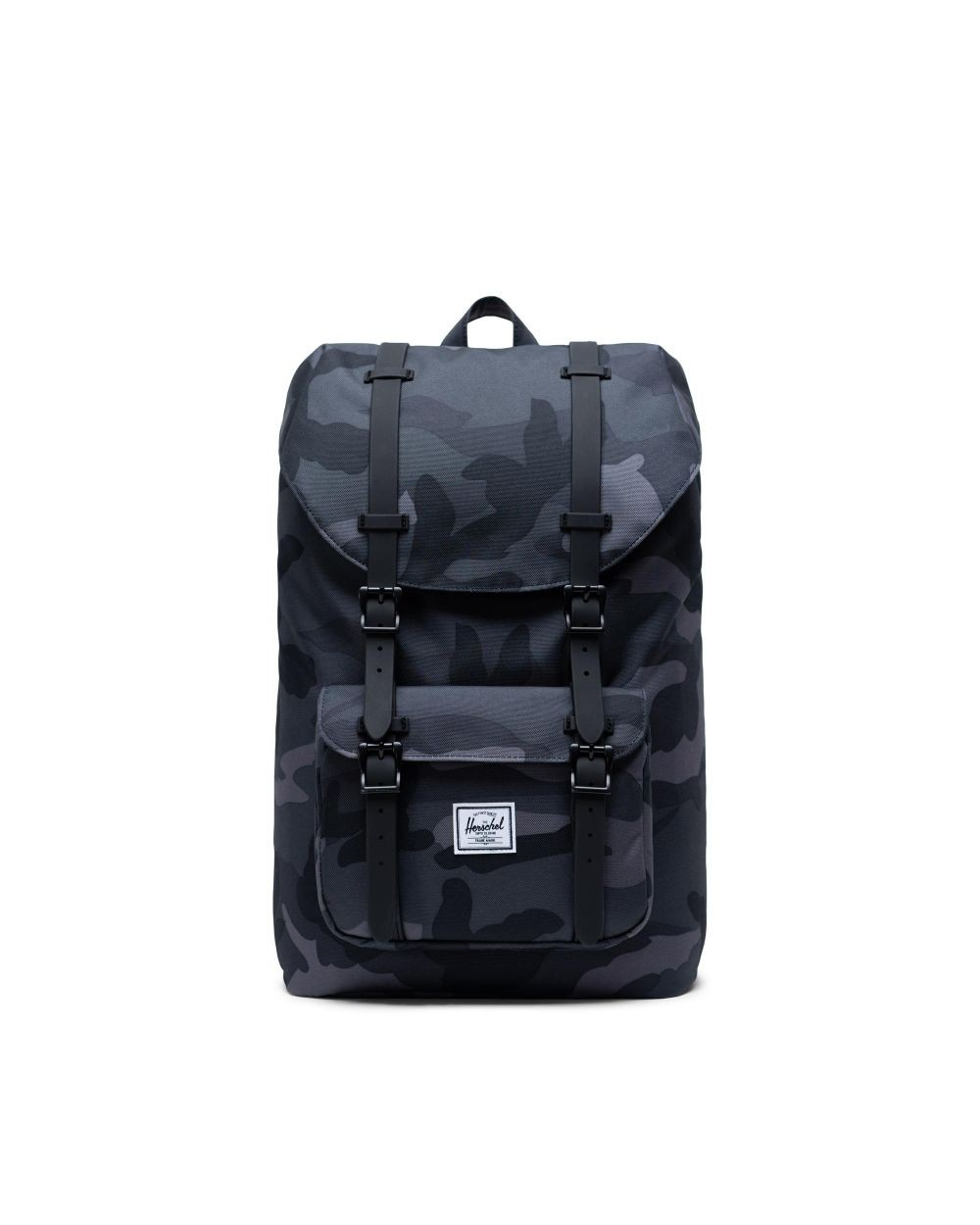 SAC À DOS LITTLE AMERICA MID VOLUME NIGHT CAMO HERSCHEL