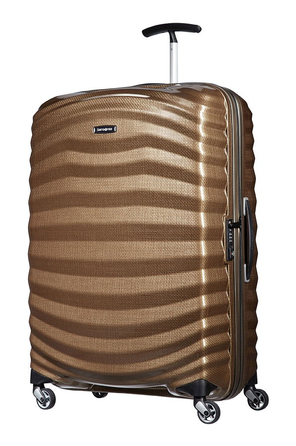 VALISE GRANDE LITE SHOCK SABLE 75CM SAMSONITE